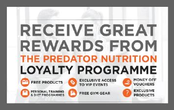 Zinrelo customer predator nutrition casestudy