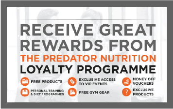 Predator Nutrition loyalty program case study