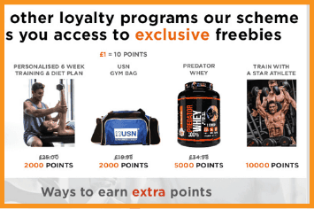 Predator Nutrition - Loyalty Homepage