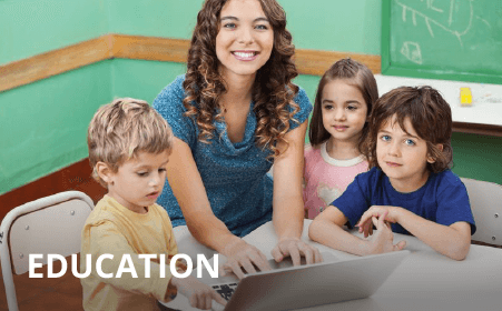 Zinrelo loyalty program - Education vertical