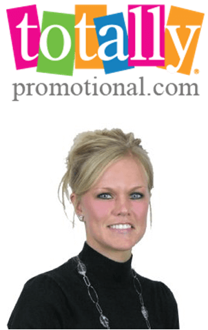Erin Siefring, Social Media Coordinator, Totally Promotional - Zinrelo client