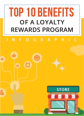 Top 10 benefits of a loyalty rewards program -Cover Image