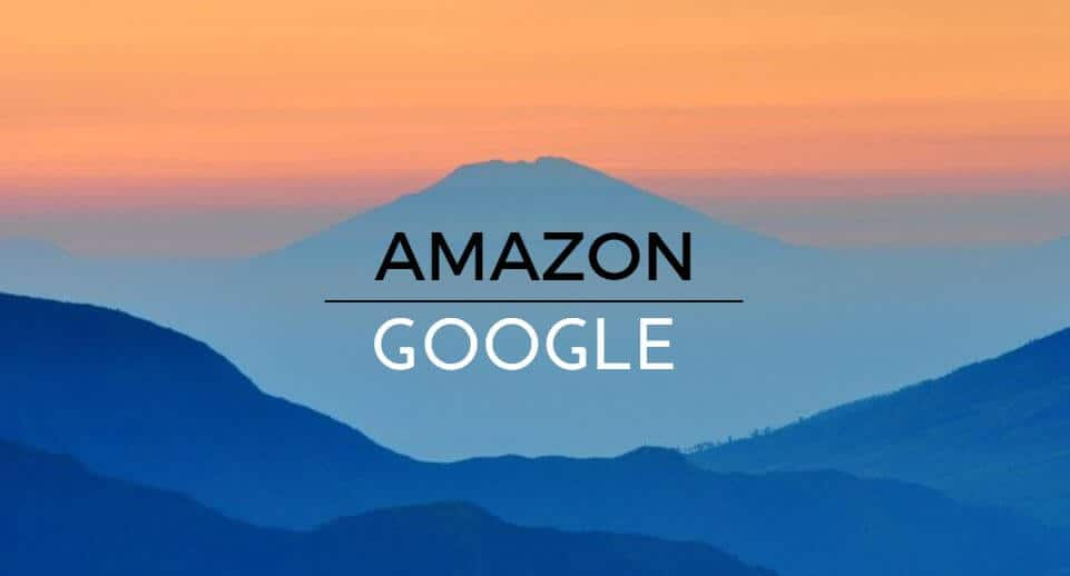 Amzon Vs Google Comparison -Zinrelo Newsletter