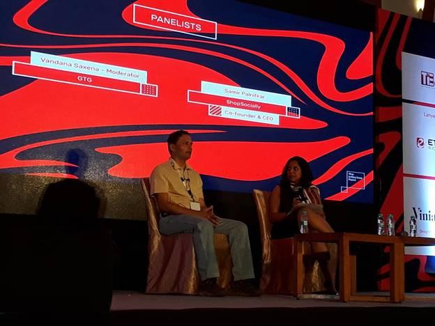 TiECon Pune 2017 - Samir Interview-Zinrelo-Loyalty Rewards